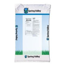 Spring Valley - 22-0-6 Fertilizer 100% Regain NN Lite Topcut 1%Fe