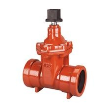 "Nibco - P619RW - 4"" Push-On Resilient Wedge Gate Valve"