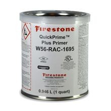 Firestone® QuickPrime Plus - EPDM Liner Seaming Tape Primer