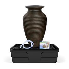 Aquascape - Medium Rippled Urn Landscape Fountain Kit