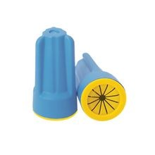 Blazing - Twist Locking Blue/Yellow Waterproof Connectors, Pack of 200