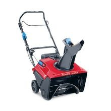 Toro - 721 QZE Power Clear® Commercial Snow Blower with Electric Start - 212CC 4-Cycle OHV