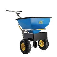 Spyker - Ergo-Pro 100 LB Spreader with Stainless Steel Frame
