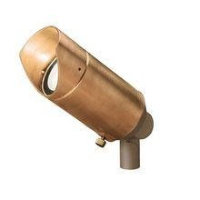 Kichler - Mini Accent 35W Incandescent Uplight - Copper - No Lamp