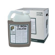 Plant Food Co - 12-0-0 Green-T 12 Iron Chelated - Case Of 2-2.5 GAL Jugs