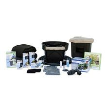 AQUASCAPE - MEDIUM POND KIT 11X16 WITH AQUASURGE PUMP