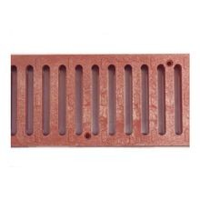 NDS - 2' Brick Red Spee-D Channel Drain Grate