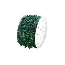 "1000' C7 Wire - 12"" Spacing - Green"