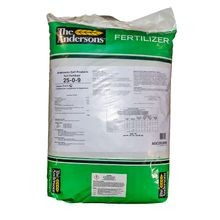 Andersons - 25-0-9 Fertilizer 80%NutriSphere-N 2%FE 1%MG - SGN 150 - 50 LB BAG