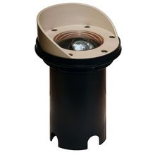 FX - RP Series Well Light with Cowling - Desert Tan  - No Lamp