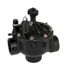 "Toro - P-220 Series - 1"" Electric Plastic In-Line Valve"