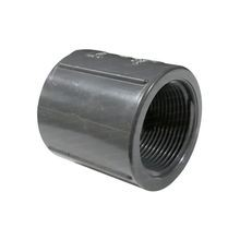 "Spears - 1-1/4"" Sch80 PVC Coupling FPT X FPT"