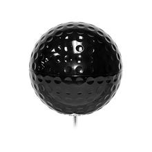 Standard Golf - Plain Dimple-T Marker - Black