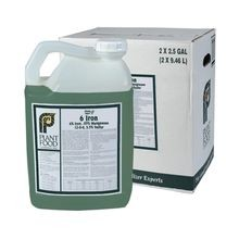 Plant Food Co - 12-0-0 Green-T 6Iron - Case of 2 - 2.5 GAL Jugs