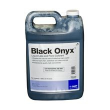 BASF - Black Onyx Lake and Pond Colorant-Liquid - 1 GAL BTL