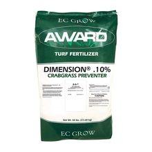 EC Grow - Award 0-0-7 All Mineral Crabgrass Preventer with 0.10% Dimension - 50 LB Bag