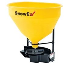 SnowEx - Wireless Bagged Rock Salt Spreader - 3.0 CU FT