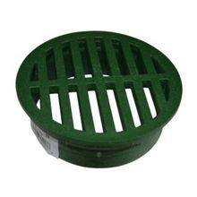 "NDS - 4"" Green Round Grate"