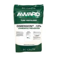 EC Grow - 15-0-0 50% RXN with 0.1% Dimension and 30%Am-Sul - 50 LB BAG