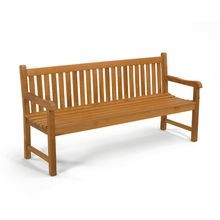 Par Aide - Traditional Teak Bench