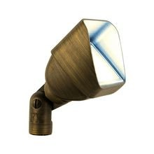 FX - LC Series 1 LED ZD Uplight - Antique Bronze