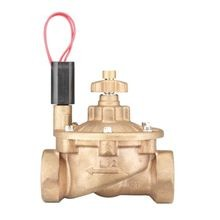 "Hunter - 1-1/2"" IBV Commercial Globe Valve with Flow Control and Filter Sentry"