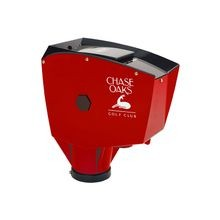 Standard Golf - Classic Ball Washer - Red