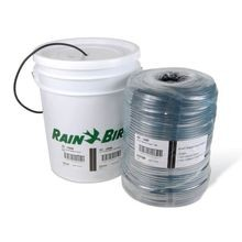"Rain Bird - 1/4""  Distribution Tubing in a Bucket - 1000' Coil"
