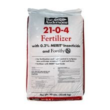 Andersons - 21-0-4 Fertilizer with Merit - SGN 215 - 50 LB BAG