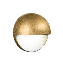FX - MS Series 1LED Wall Light- Bronze Finish