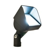 FX - LC Series 6 LED Uplight - Flat Black