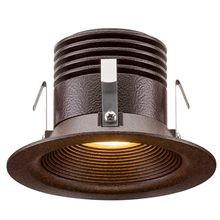 FX - RC Series 1 LED ZD Downlight - Sedona Brown