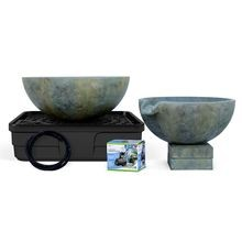 Aquascape - Spillway Bowl and Basin Landscape Fountain Kit