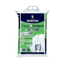 Morton - Rust Defense Clean & Protect Pellets - 40 LB Bag