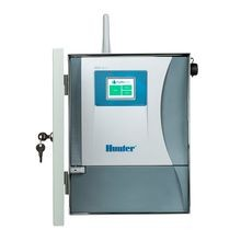 Hunter - 8 Station HCC Controller with Stainless Steel Wall Mount