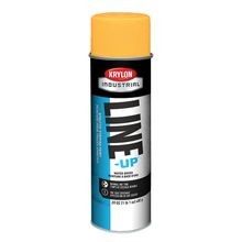 Krylon - 20 OZ Athletic Orange Line-Up Striping Paint