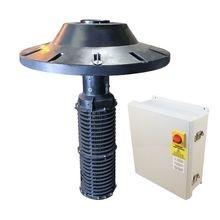 Aqua Control - SS2 Aerator 3ph 460V Vertical - No Lights