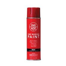 Par Aide - 18 OZ Marking Paint - Red - Case of 12
