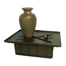 Aquascape - Amphora Vase Fountain Kit Green Slate