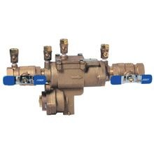 "Febco - 1"" Reduced Pressure zone assembly with unions, backflow 860 series"