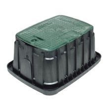 Rain Bird - Jumbo Valve Box with Green Lid