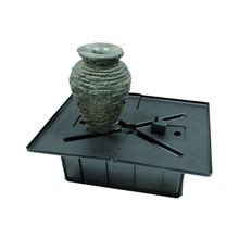 Aquascape - Mini Stacked Slate Urn Fountain Kit 12.75