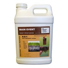 Quest - 6-0-1 Main Event Root Profusion Fertilizer - 2.5 GAL JUG