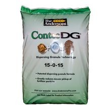Andersons - 15-0-15 Contec DG Fertilizer 50%Mutech 50%AS FE MN - SGN 75 - 40 LB BAG