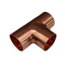 Legend Valve & Fitting - Copper Tee - C X C X C