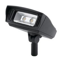 Kichler - C-Series 120V 2 LED 33.5W Medium Flood Lights - Textured Black