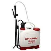 Chapin - Euro Style Backpack Sprayer, 4 Gal