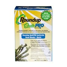 Monsanto - Roundup QuikPRO Post-Emergent Herbicide - Box of 5 - 1.5 OZ WSP