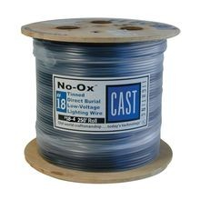 Cast - 250' 18/4 No-Ox® Impressionist Power/Control Cable Wire