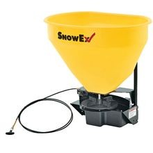 SnowEx - Wireless Bagged Ice Melt Spreader - 3.0 CU FT